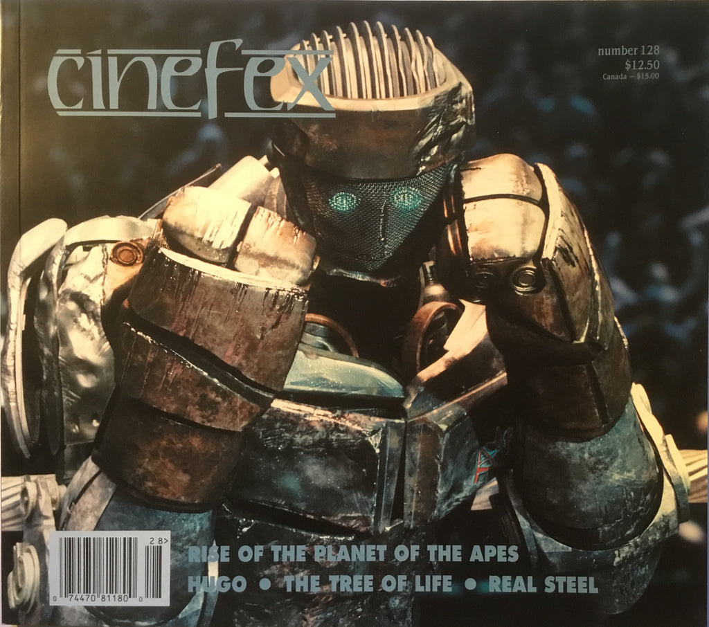 CINEFEX # 128 - Comics 'R' Us