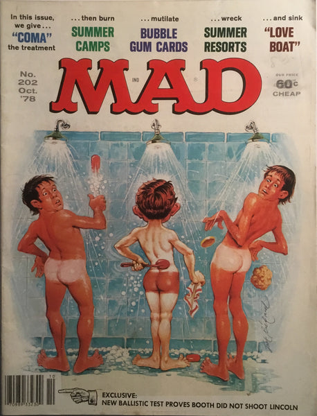 MAD MAGAZINE (USA) #202