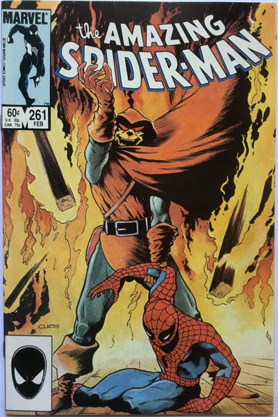 AMAZING SPIDER-MAN # 261 - Comics 'R' Us