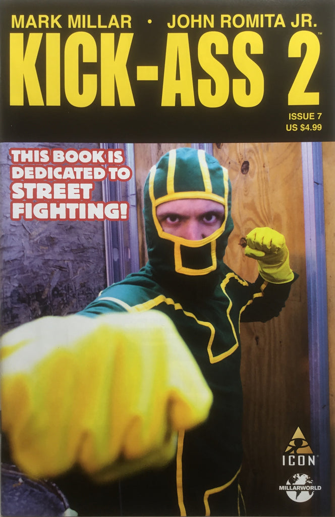 KICK-ASS 2 # 7 PHOTO COVER (1:15 VARIANT)