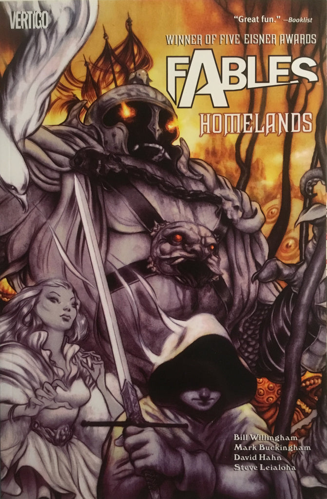 FABLES VOL 06 HOMELANDS GRAPHIC NOVEL