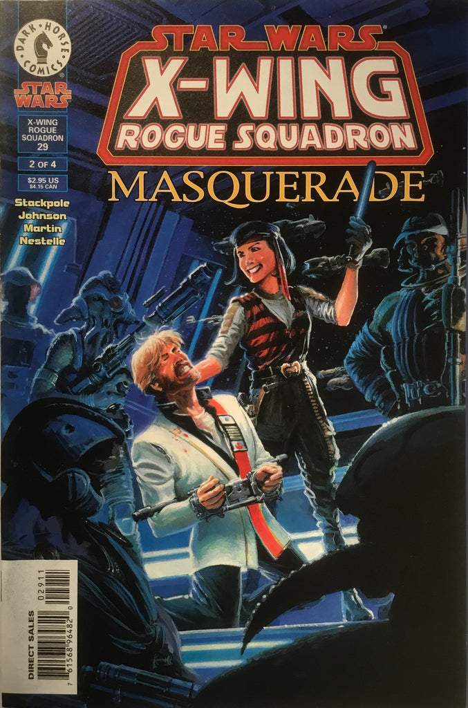 STAR WARS X-WING ROGUE SQUADRON : MASQUERADE # 2