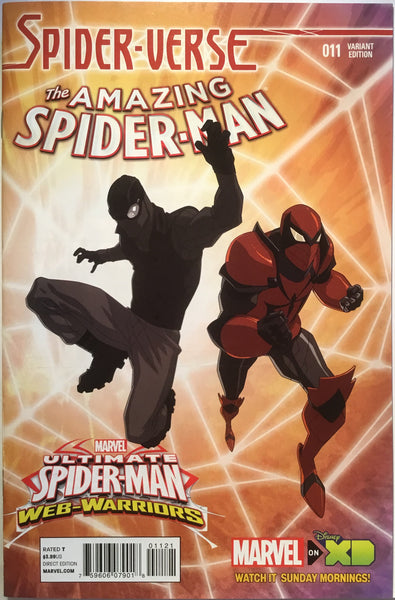 AMAZING SPIDER-MAN # 11 (2015) 1:10 VARIANT - Comics 'R' Us