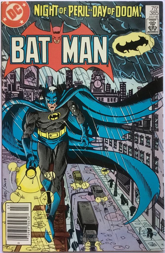 BATMAN #385 - Comics 'R' Us