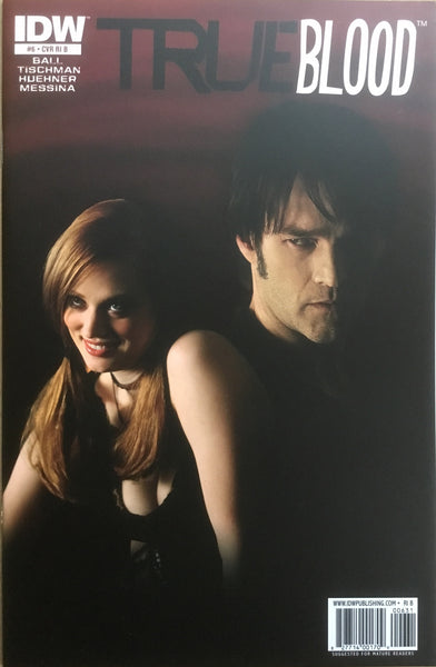 TRUE BLOOD # 6 PHOTO COVER (1:25 VARIANT)