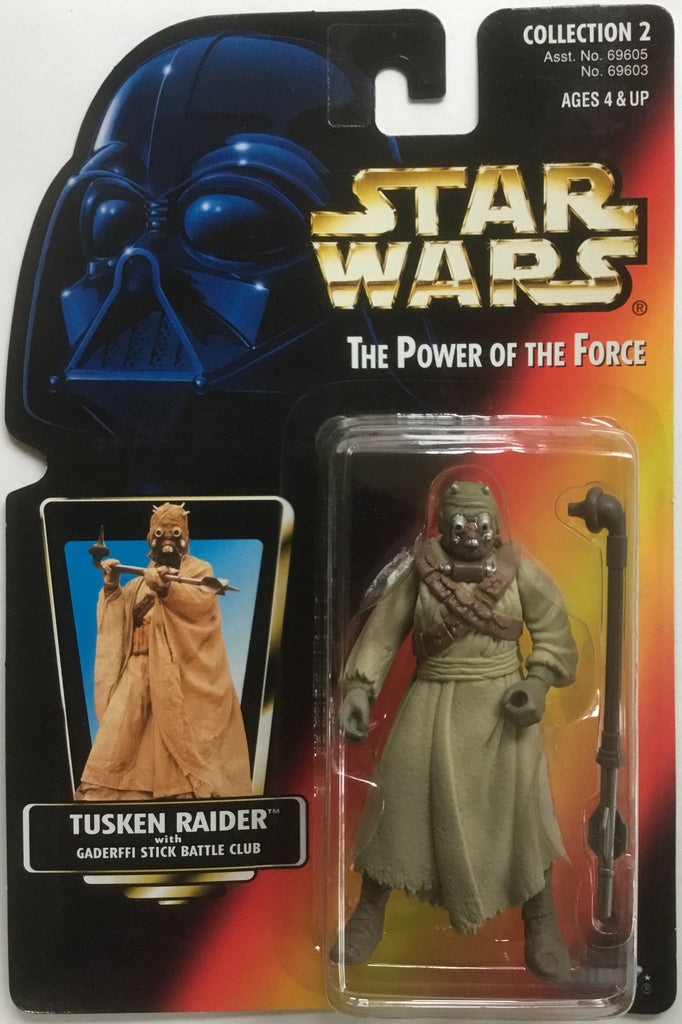 STAR WARS TUSKEN RAIDER ACTION FIGURE 1996