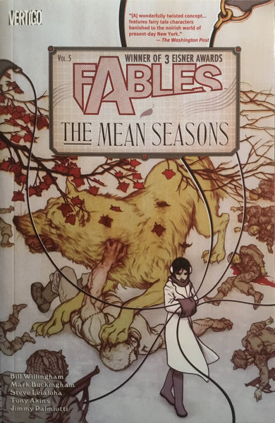 FABLES VOL 05 THE MEAN SEASONS GRAPHIC NOVEL