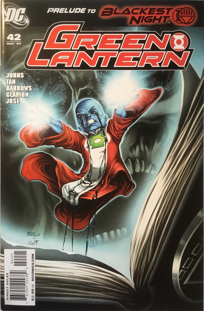 GREEN LANTERN # 42 (2005 SERIES) 1:25 VARIANT - Comics 'R' Us