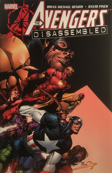 AVENGERS DISASSEMBLED GRAPHIC NOVEL - Comics 'R' Us