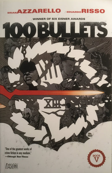 100 BULLETS BOOK 5 GRAPHIC NOVEL - Comics 'R' Us