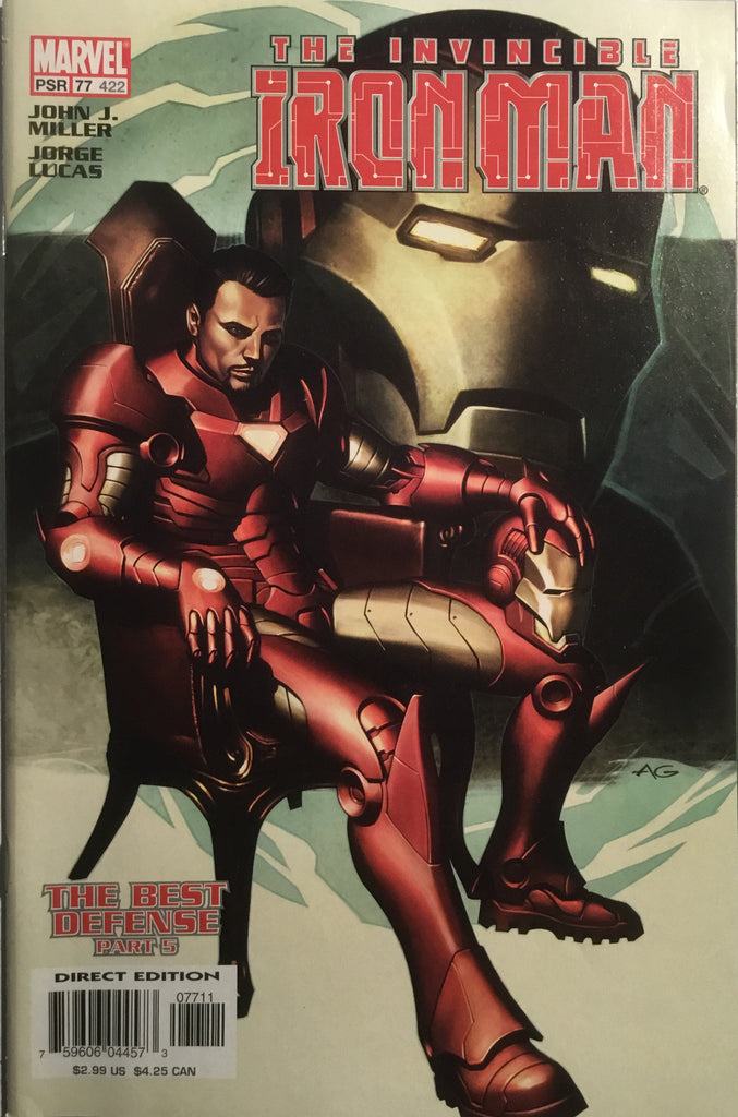 INVINCIBLE IRON MAN (VOL 3) # 77 - Comics 'R' Us