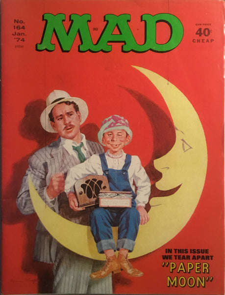 MAD MAGAZINE (USA) #164
