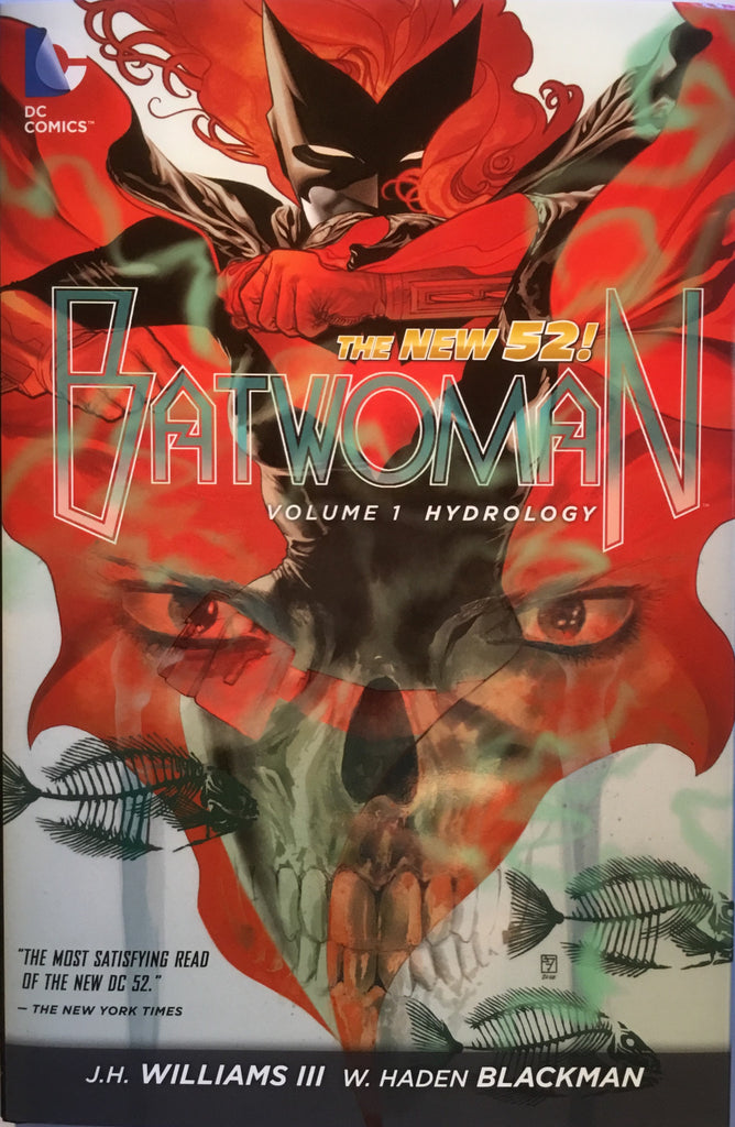 BATWOMAN (NEW 52) VOL 1 HYDROLOGY HARDCOVER GRAPHIC NOVEL - Comics 'R' Us
