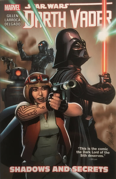 STAR WARS DARTH VADER (MARVEL) VOL 2 SHADOWS AND SECRETS GRAPHIC NOVEL