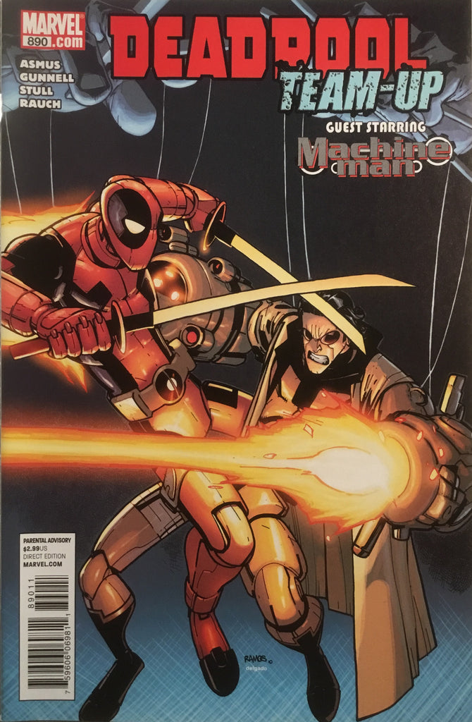 DEADPOOL TEAM-UP # 890 - Comics 'R' Us