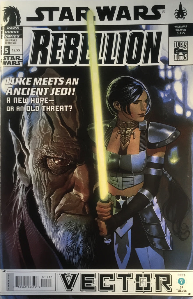 STAR WARS REBELLION #15