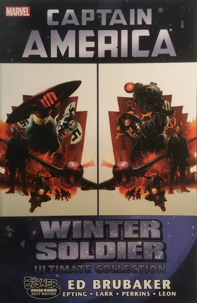 CAPTAIN AMERICA WINTER SOLDIER ULTIMATE COLLECTION GRAPHIC NOVEL - Comics 'R' Us