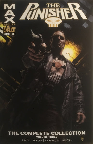 PUNISHER MAX THE COMPLETE COLLECTION VOLUME 3 GRAPHIC NOVEL