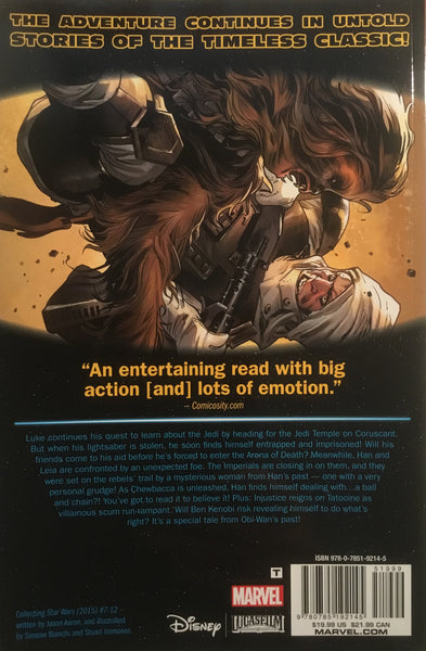 STAR WARS (MARVEL) VOL 02 SHOWDOWN ON THE SMUGGLER'S MOON GRAPHIC NOVEL
