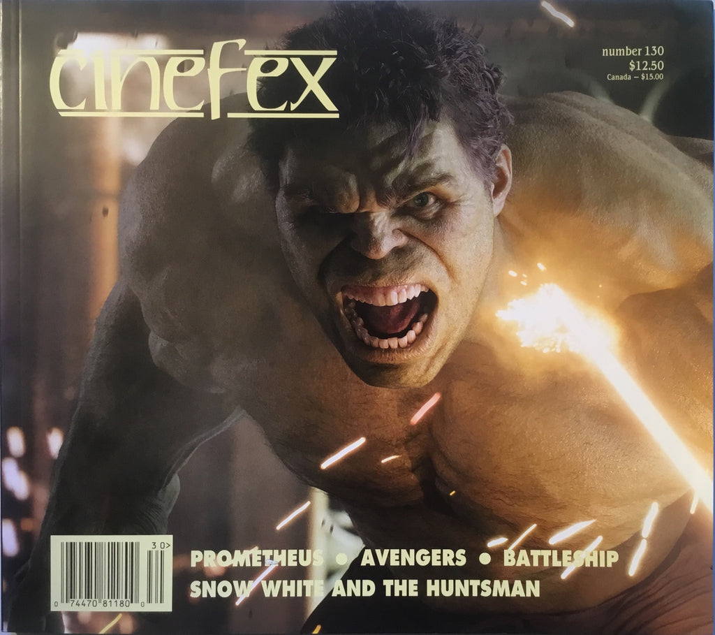 CINEFEX # 130 - Comics 'R' Us