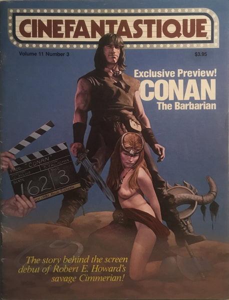 CINEFANTASTIQUE VOL 11 # 3