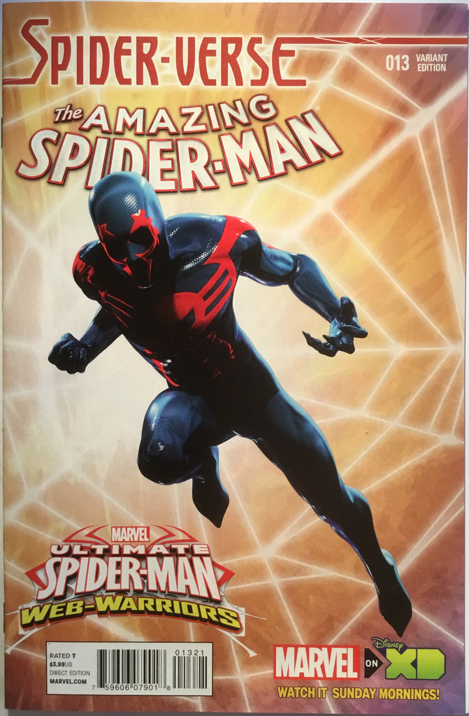 AMAZING SPIDER-MAN # 13 (2015) 1:10 VARIANT - Comics 'R' Us