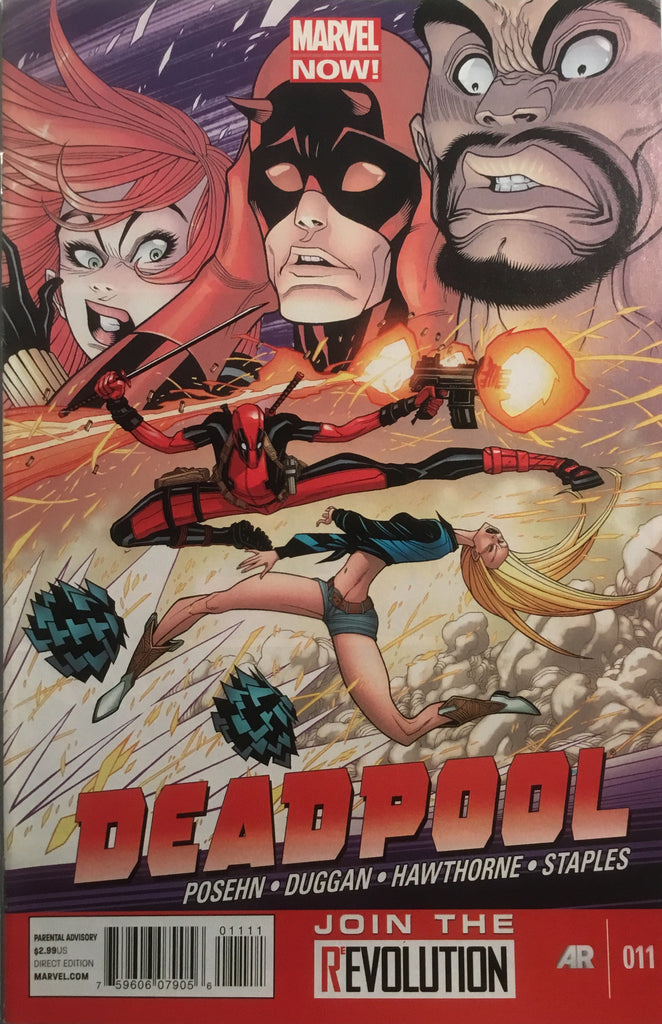 DEADPOOL (MARVEL NOW) #11 - Comics 'R' Us