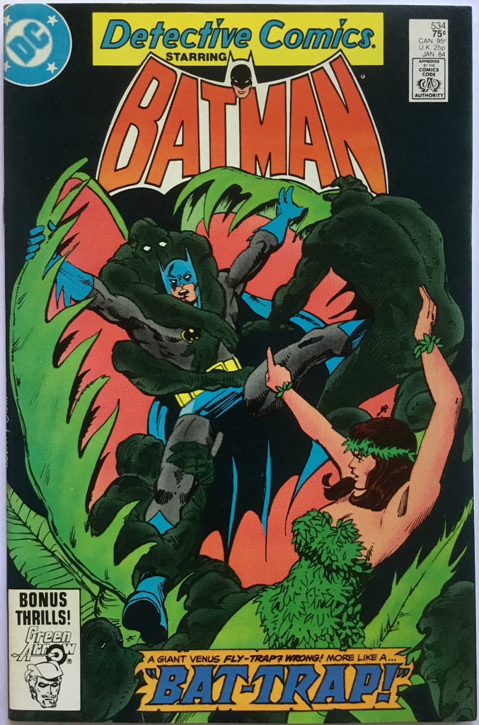 DETECTIVE COMICS starring BATMAN # 534 - Comics 'R' Us