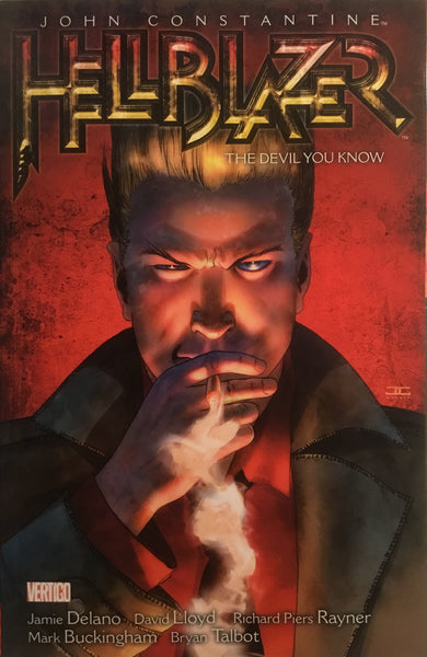 HELLBLAZER VOL 02 THE DEVIL YOU KNOW GRAPHIC NOVEL