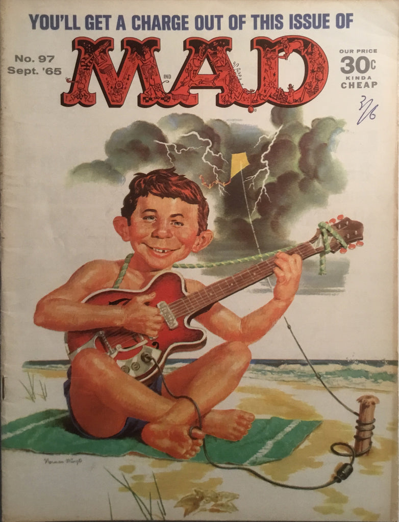 MAD MAGAZINE (USA) # 97