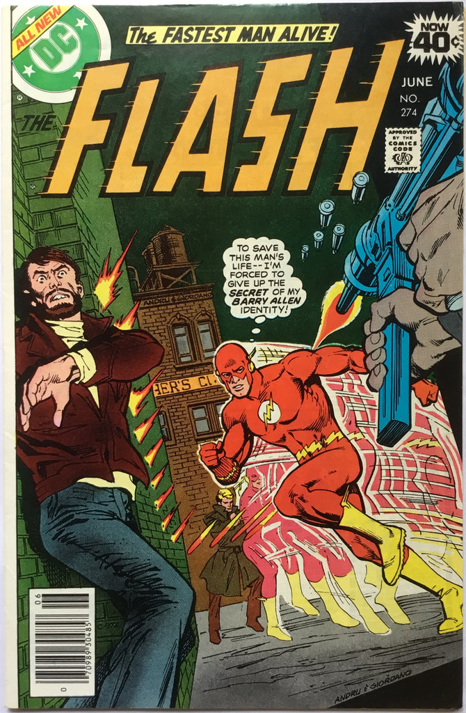 FLASH # 274 - Comics 'R' Us