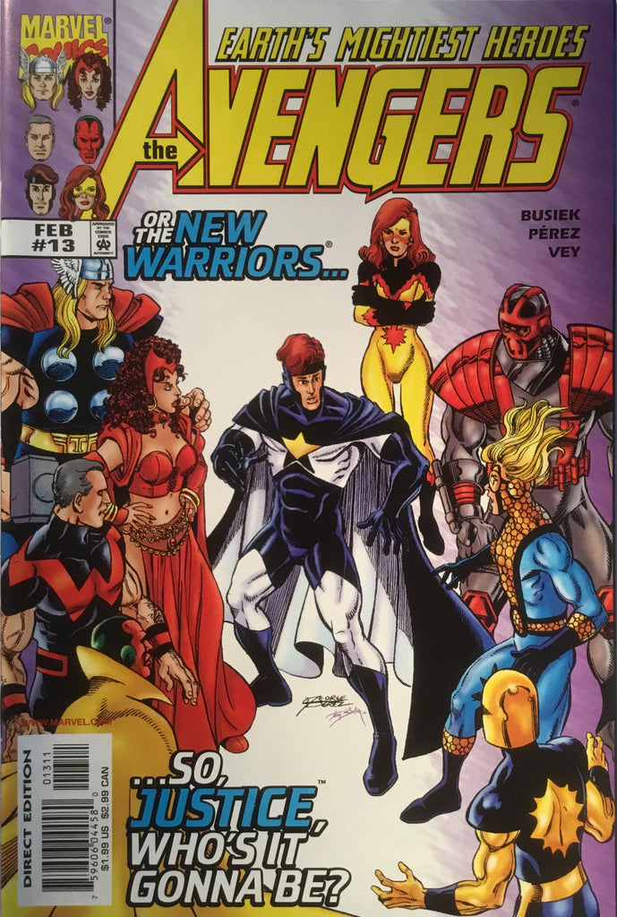 AVENGERS (VOL 3) # 13 - Comics 'R' Us