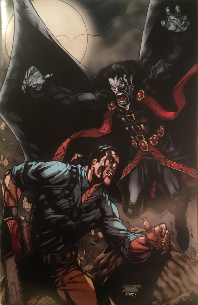 ARMY OF DARKNESS (2006) # 9 (1:25 VARIANT) - Comics 'R' Us