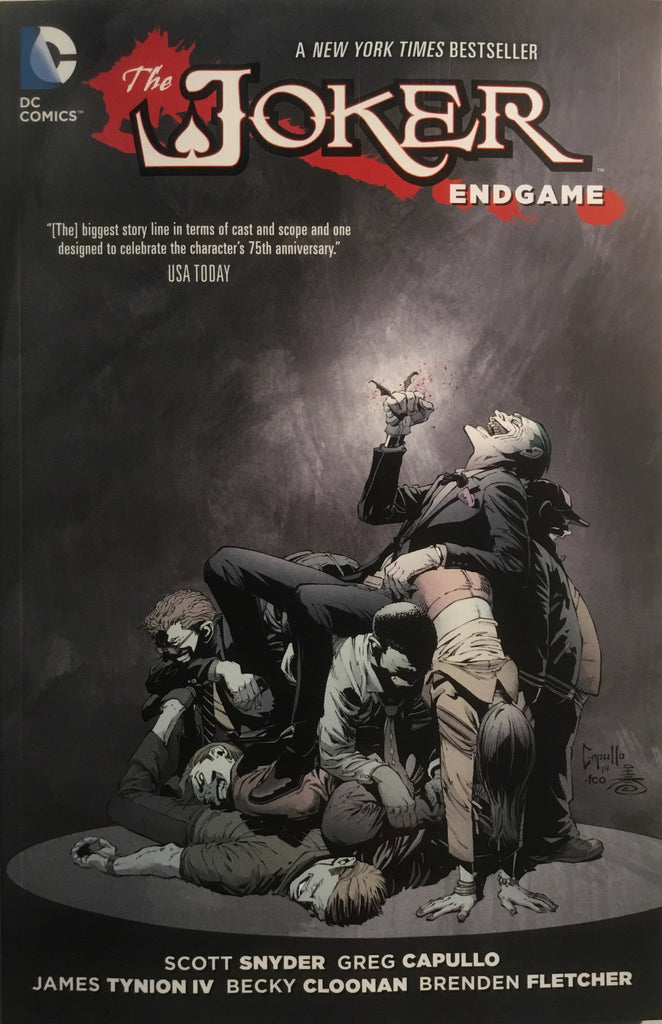JOKER ENDGAME GRAPHIC NOVEL
