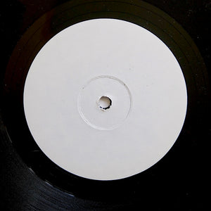"ZOLA ""Mdlwembe"" MEGA RARE SOUTH AFRICA KWAITO WHITE LABEL TEST PRESS 12"""