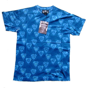 PPU FULL BODY T-SHIRT ~ BLUE