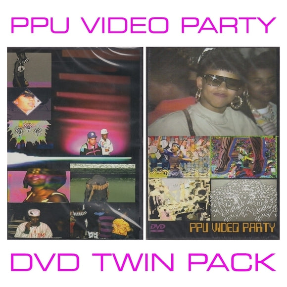 PPU Video Party TWIN PACK - DVD DEAL