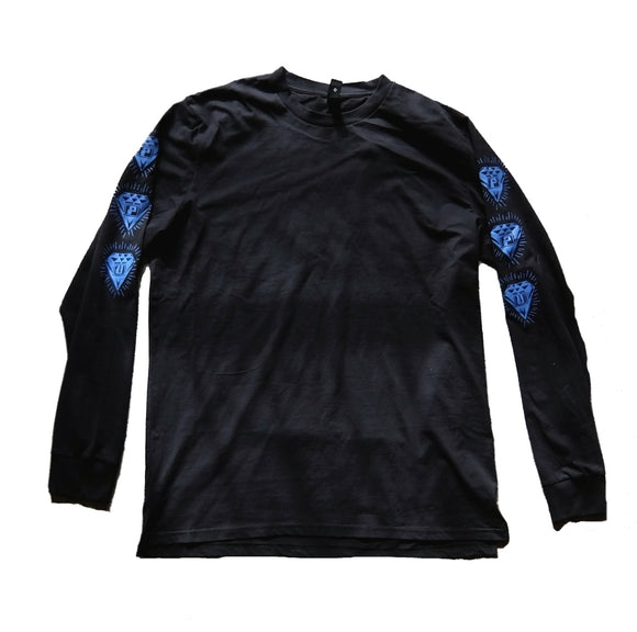 Ppu Long Sleeve T-Shirt - Black