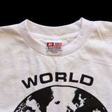 World Building / Long Sleeve Logo T-Shirt (White)