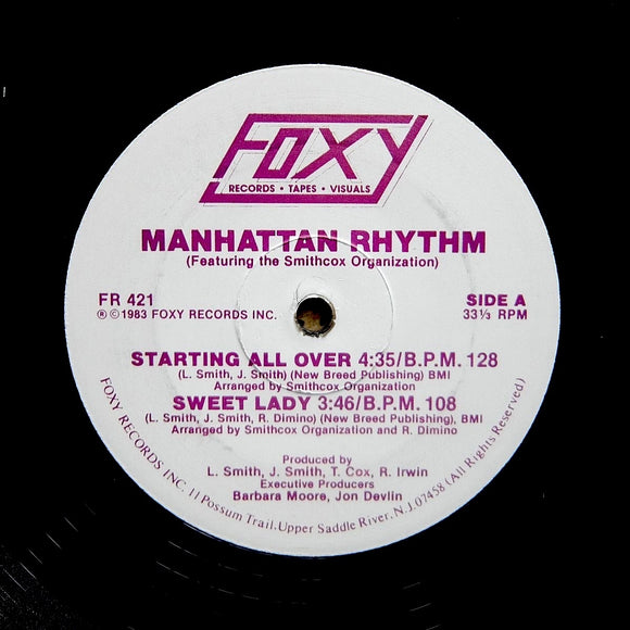 MANHATTAN RHYTHM
