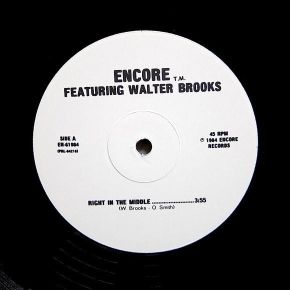 ENCORE feat. WALTER BROOKS