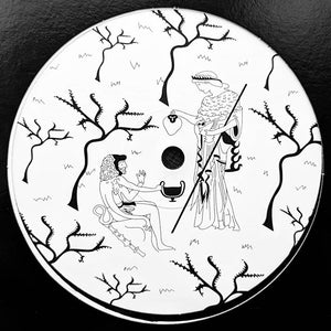 "RBCHMBRS ""Passports EP"" 1432 R DRUM N BASS HOUSE AMBIENT TECHNO 12"""