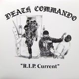 "DEATH COMMANDO ""R.I.P. Current"" RARE COSMIC SYNTH WAVE SOUNDTRACK LP"