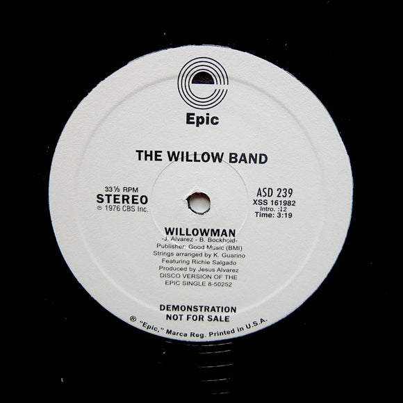 THE WILLOW BAND