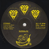 "SUPERLIFE ""Go Bananas"" PPU-033 DETROIT TECHNO FUNK 12"""