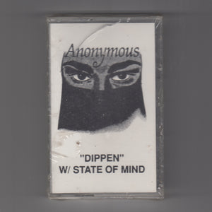 "ANONYMOUS ""Dippen"" UNKNOWN VOCODER STREET SOUL CASSETTE"