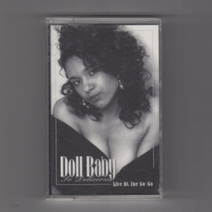 "DOLL BABY ""So Delicious"" BOOGIE SYNTH FUNK GO-GO CASSETTE"