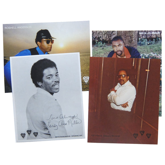 PPU PORTRAITS BOX SET 8x10 PROMO PHOTOS