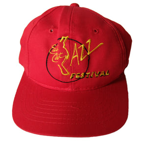 East Coast Jazz Festival ~ Vintage ~ Rare 90S Music Kids Snapback Hat (Youth)