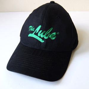 The Lube ~ Vintage ~ Rare Auto Car Garage Gas Station Sexy Velcro Dad Cap Hat